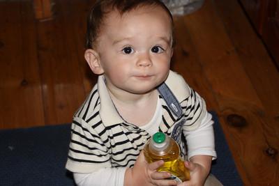 Kai One Year Old