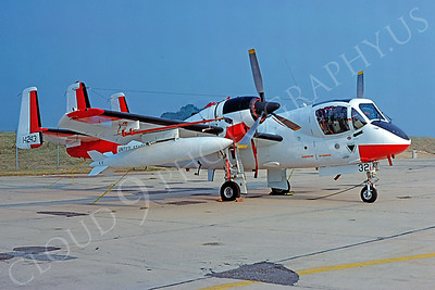 US Navy Grumman OV-1 Mohawk Military Airplane Pictures