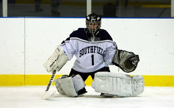 Southfield vs. Brooks School Jan 30, 2010