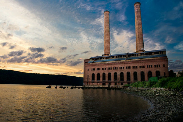 The Yonkers Power Station