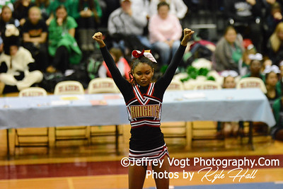 Division 3 Blair HS MCPS Cheerleading Competition 11-15-2014