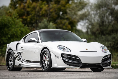 Segal Porsche Cayman Rush