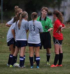 Farragut Soccer vs. Maryville (9/28/2015)