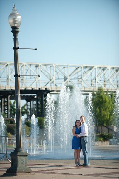 Olivia & Chase Engagement 2011