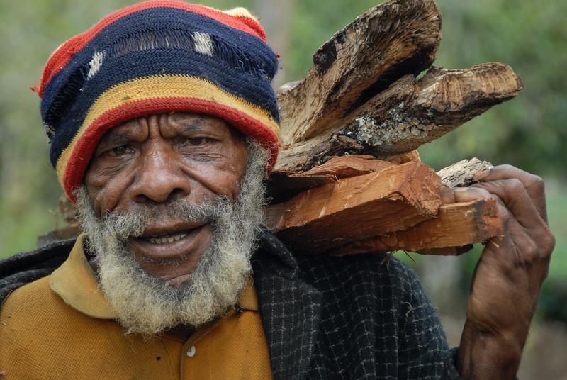 Man, Papua New Guinea