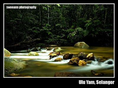 20070426 - Ulu Yam Waterfall