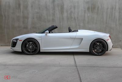 ACE Wheels - '12 Audi R8 V10 Spyder