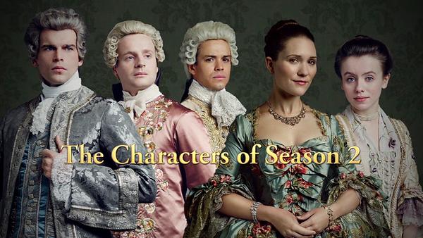 Characters of Season 2
