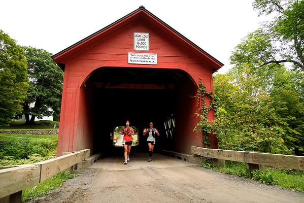 Green River Marathon Covered Bridge