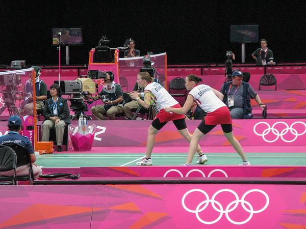 England 2012 - London Olympics