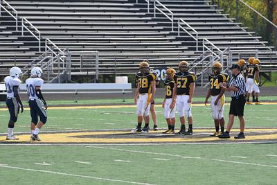 2012-09-29 Freshman vs Fairmont