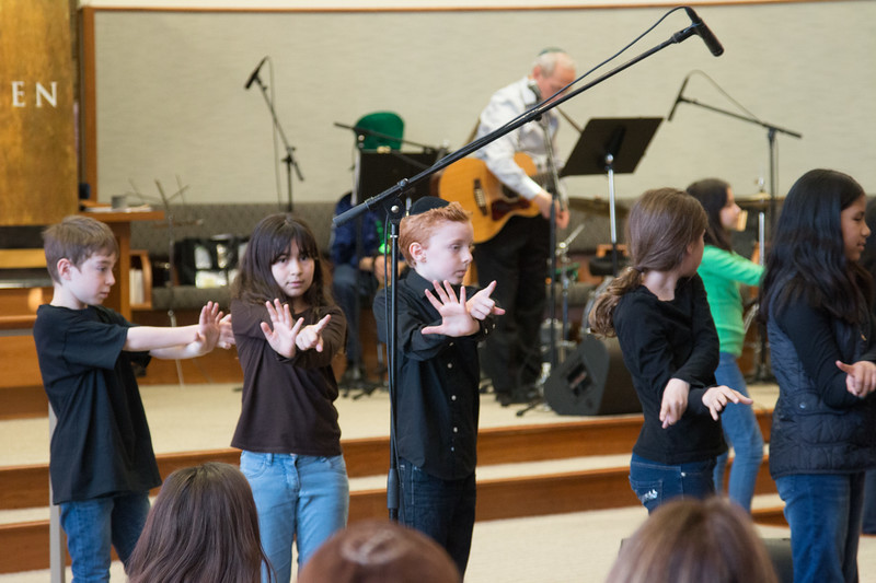 Congregation Beth El's Megillah Theater (5777/2017), Hamiltaschen (Bethesda, MD)