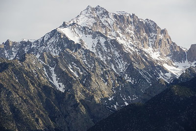 Mt. Gould 13,005', May 2020