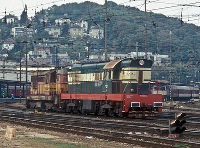 Slovakia Railways