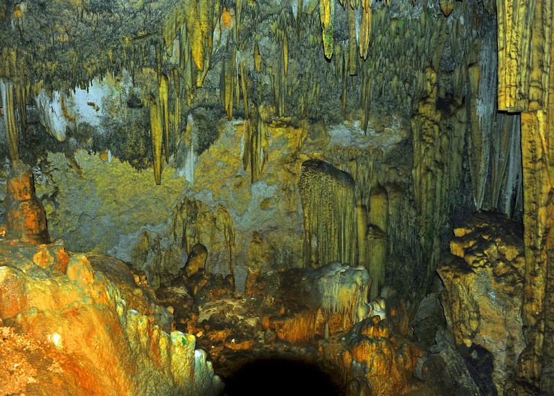 Underground cavern - Cuba