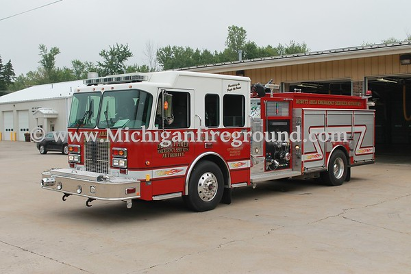 DeWitt Area Emergency Services, Michigan