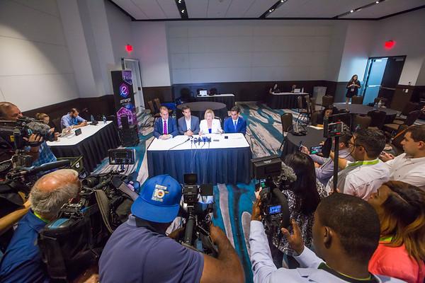 Nicaragua Press Conference