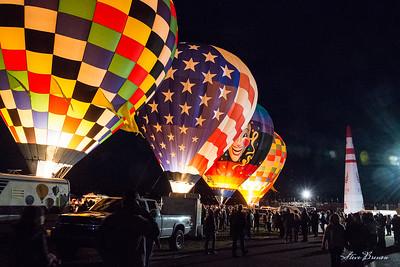 2016/9/23-10/13 Texas Judging + Albuquerque Balloon Fiesta