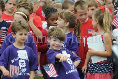 Whitemarsh elementary honors local heros