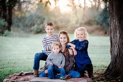 Weston Family 2018