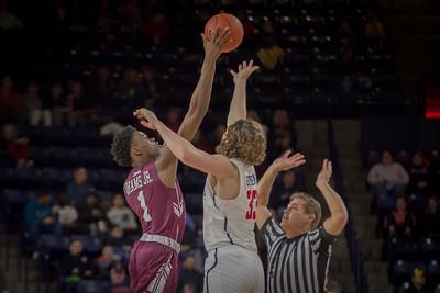 Fordham @ Richmond Basketball 2.20.19