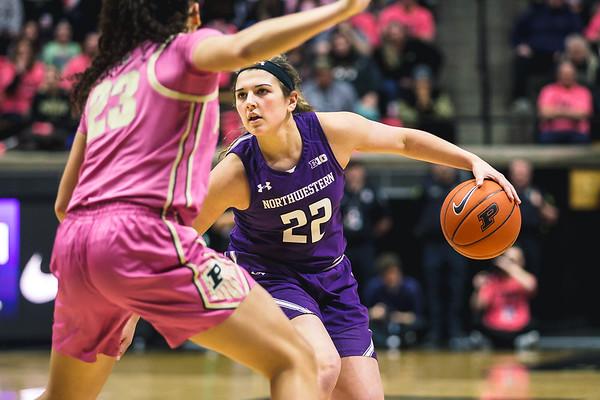 02-17-19 Northwestern at Purdue