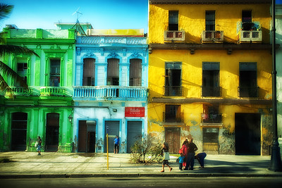 Captivating, Colorful Cuba 2013:  Highlights