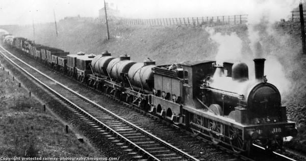 Edward Fletcher NER '398' Class 0-6-0 Locomotives
