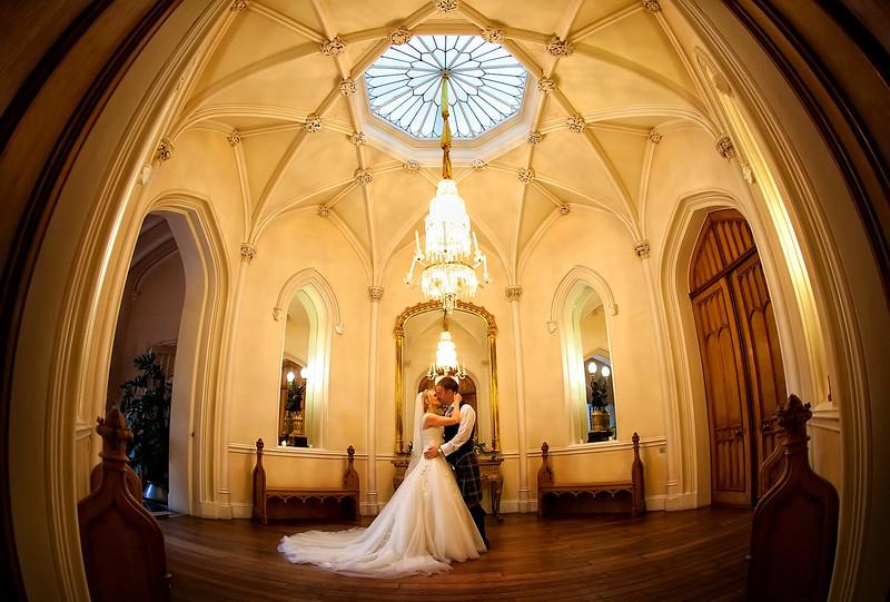 Scone Palace Wedding
