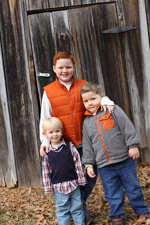 Griff, Sam, & Nathanael