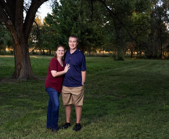 Jonathan and Amanda