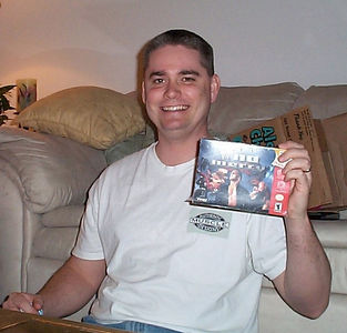 Allan's Birthday - April 22, 2001