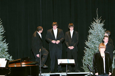 High School Choir, Christmas Concert 2006