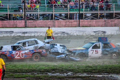 Angola night of destruction 2018