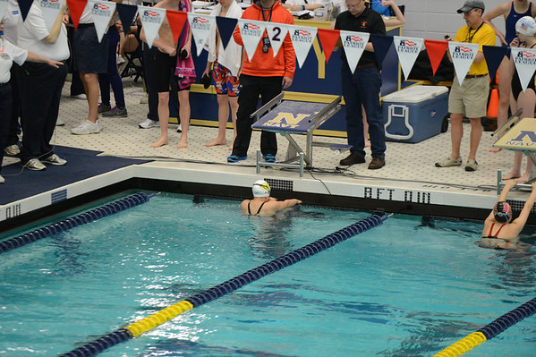 2014 MD Swimming Championships