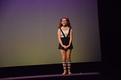 Miss Chelsea's Dance Academy recital  (First Act)