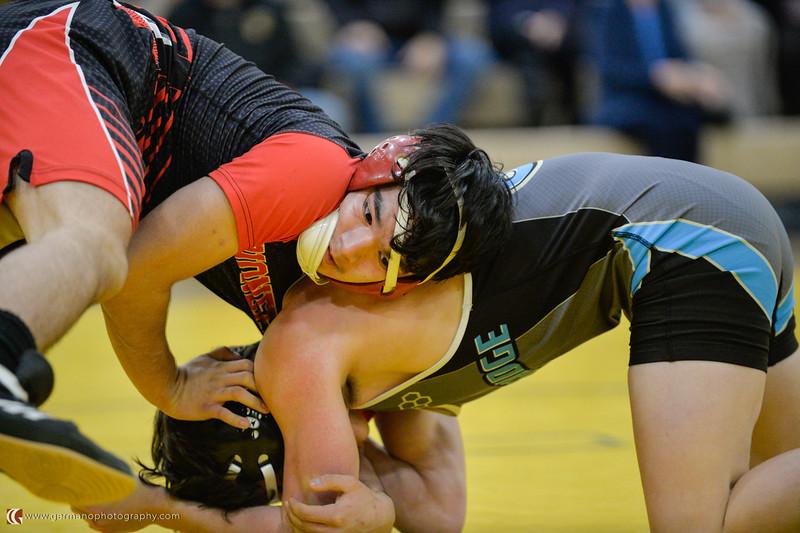 126 Oregon City vs Lakeridge Bout 223 Morales v Brink