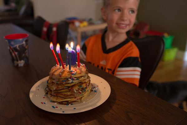 Elliot's 6th Birthday