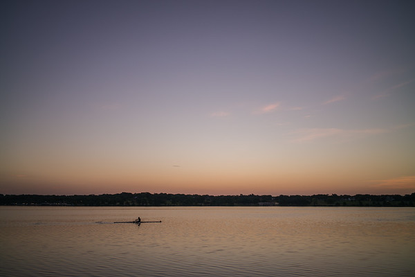 White Rock Lake- August 12, 2017