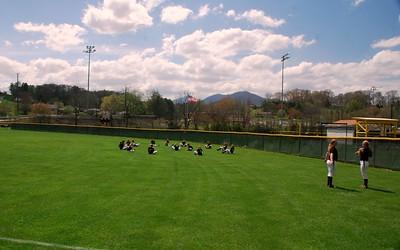 Softball, North Henderson and Tuscola varsity 2013