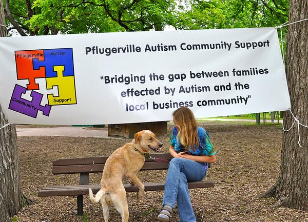 Autism Event in Pflugerville Park (new)