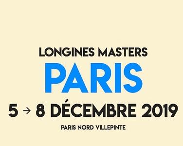 LONGINES MASTERS PARIS 2019