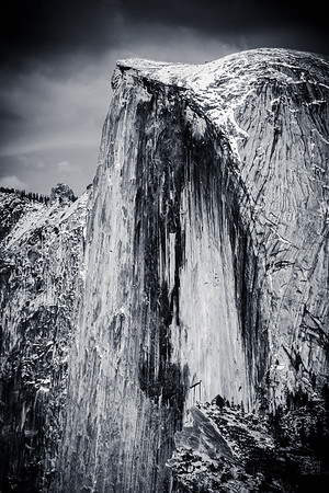 Half Dome, shot with the Tamron 150-600