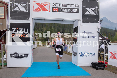 2018 Xterra Canmore Finish