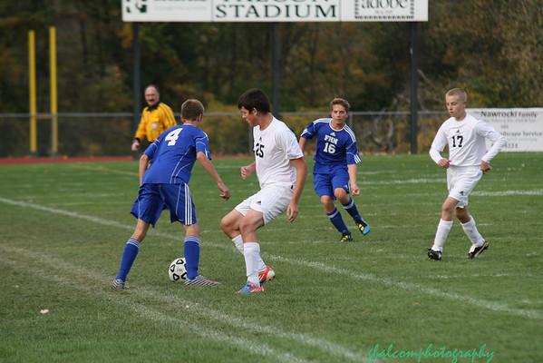 WC JV Soccer vs FHN