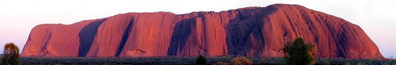 Uluru Sunrise Nov 2012