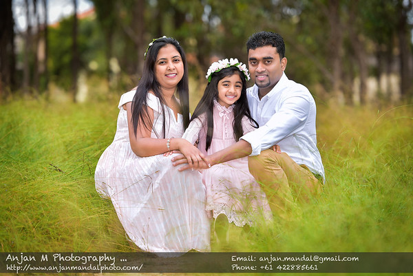 Dona Prasad Family Shoot
