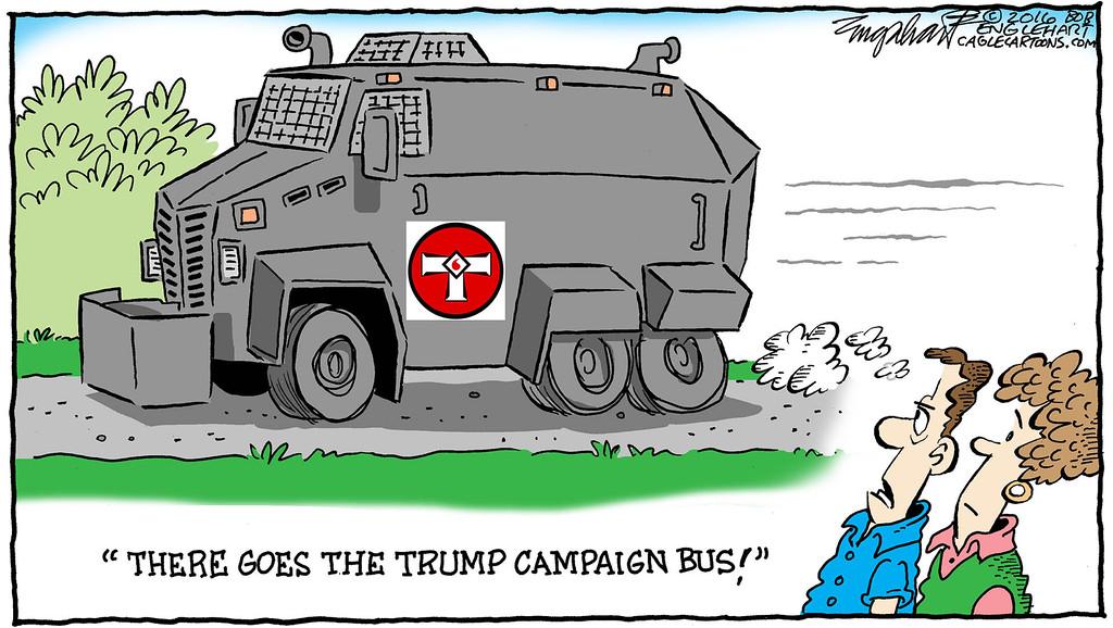 . Bob Englehart / Hartford Courant
