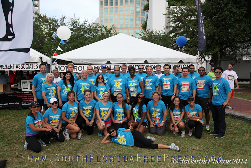 Mercedes Benz Ft Lauderdale 5K Corporate Run
