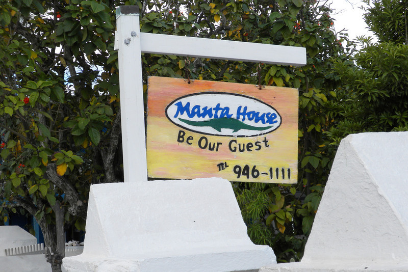 Historical home along Front Street, Grand Turk, now a Bed & Breakfast